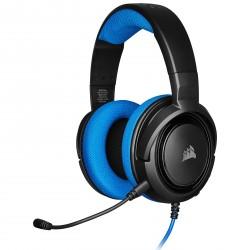 casque-corsair-hs35-bleu