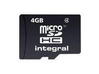 Integral MICRO SDHC 4GB